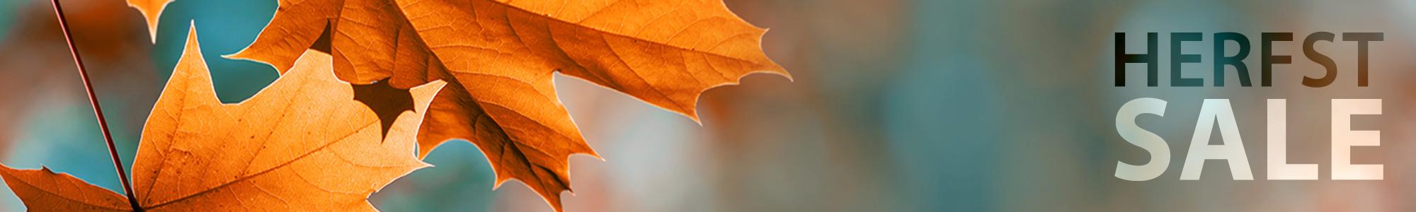 Herfst-sale bij Barry Emons